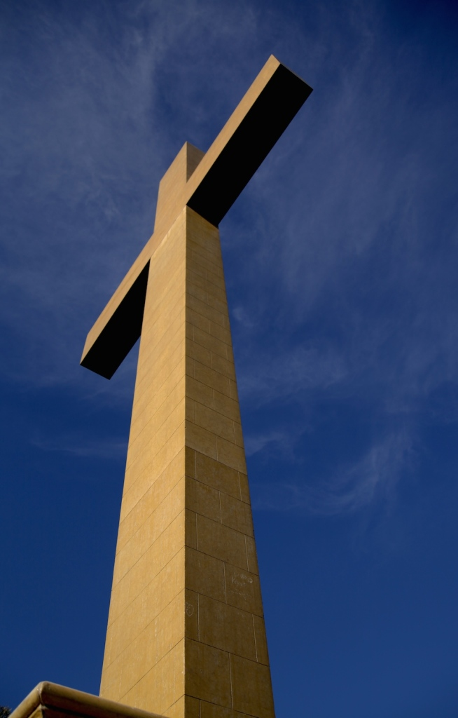 Mt. Macedon cross