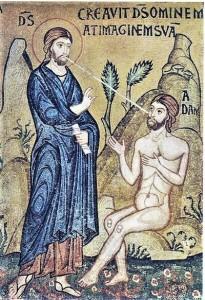 Creation of Adam 3
